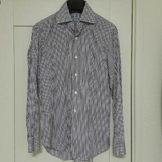 トゥモローランド(TOMORROWLAND)のTOMORROWLAND×E.formicola ドレスシャツ(シャツ)
