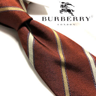 BURBERRY - [絶対コレ!]BURBERRY LONDON!シルク100%