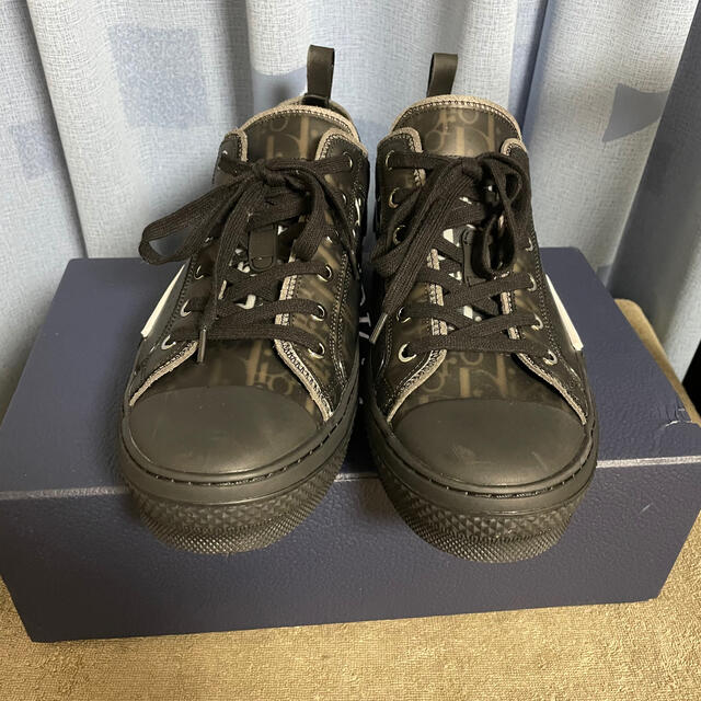 DIOR HOMME(ディオールオム)のディオールオム クリスチャンディオール スニーカー メンズの靴/シューズ(スニーカー)の商品写真