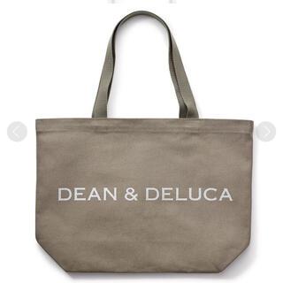DEAN & DELUCA - <完売>DEAN & DELUCA チャリティートート2020 オリーブLサイズ