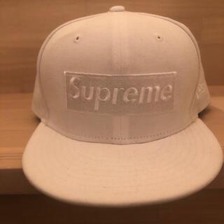 シュプリーム(Supreme)の14aw supreme tonal  boxlogo newera cap(キャップ)