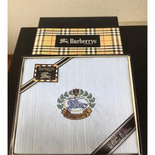 BURBERRY - Burberrys ジャガードシーツ