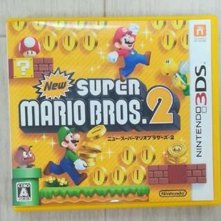 New スーパーマリオブラザーズ 2 Nintendo 3DS ニンテンドー