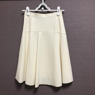ロペ(ROPE)のロペ フレアスカート(ひざ丈スカート)