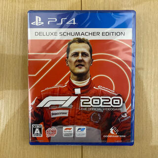 PlayStation4 - F1 2020 Deluxe Schumacher Edition PS4
