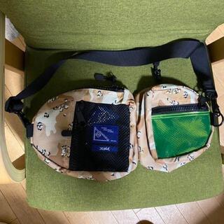 エックスガール(X-girl)の未使用品 x-girl エックスガール クラブ ウェストバッグ bag(ショルダーバッグ)
