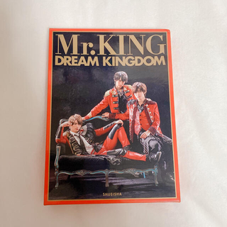 Johnny's - Mr.KING 写真集 DREAM KINGDOM 初回限定盤