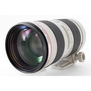 Canon - ★白Lレンズ★キヤノン CANON EF 70-200mm F2.8 L USM