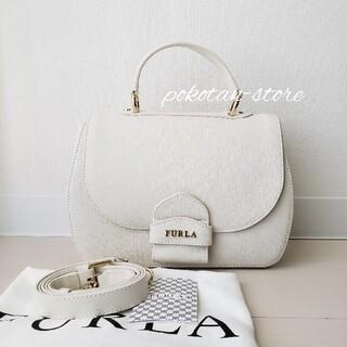 Furla - 美品【フルラ】CORAL コーラル Sサイズ 2way   ハンドバッグ