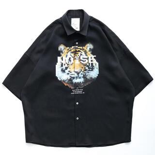 シャリーフ(SHAREEF)のシャリーフ ドットタイガーシャツ(シャツ)