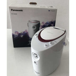 Panasonic - Panasonic EH-SA600 ナノケア スチーマー 美品