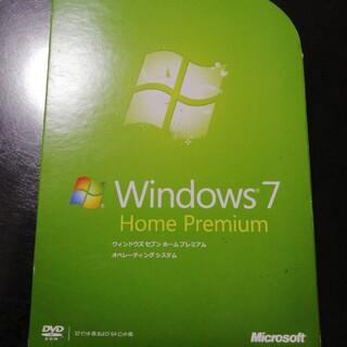 Microsoft - windows7 homepremium 32ビット版62ビット版