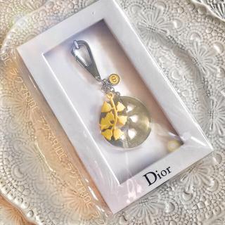 Christian Dior - 【新品未開封】ディオール すずらん ショー成功の幸運の源 キーホルダー 非売品