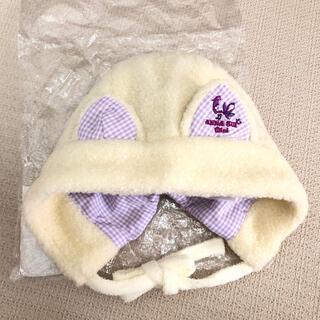 アナスイミニ(ANNA SUI mini)のアナスイミニ 帽子 新品 上代6160円 フリーサイズ(帽子)