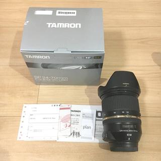 TAMRON - タムロン 24-70 f2.8 fマウント ニコン