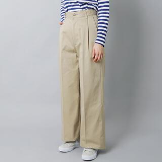 ヤエカ(YAECA)のお値下げ中です!LENO Baggy Chino Trousers(チノパン)