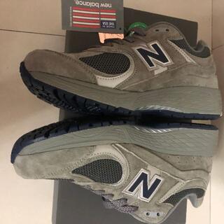 ニューバランス(New Balance)のNEW BALANCE ML2002RA 27cm グレー ML2002R(スニーカー)