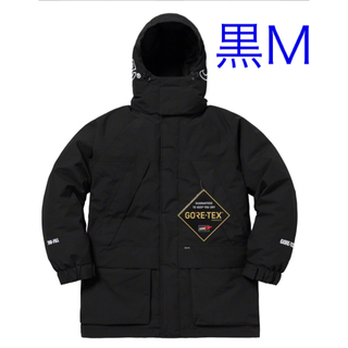 supreme GORE-TEX 700 Fill Down Parka 黒 M(ダウンジャケット)