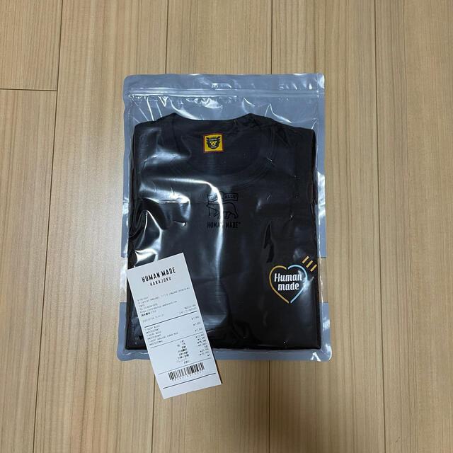 Supreme(シュプリーム)のhuman made tee メンズのトップス(Tシャツ/カットソー(半袖/袖なし))の商品写真