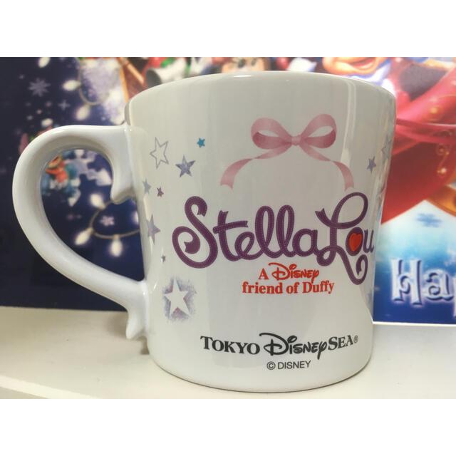 ステラ・ルー(ステラルー)のステラルー マグカップ  スーベニア エンタメ/ホビーのおもちゃ/ぬいぐるみ(キャラクターグッズ)の商品写真