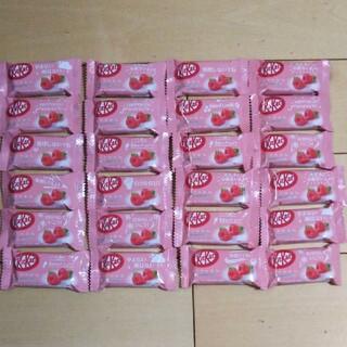 ネスレ(Nestle)のキットカット ミニ オトナの甘さ こだわりのラズベリー 24個 ネスレ(菓子/デザート)