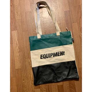 エキプモン(Equipment)のEQUIP MENT手提げバック(トートバッグ)
