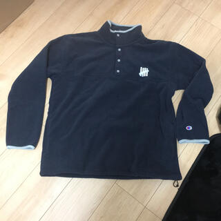 UNDEFEATED - 新品未使用 undefeated ポーラーテックフリース XL