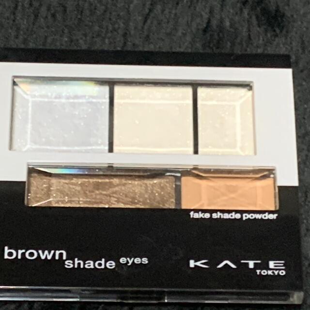 KATE(ケイト)のケイト ブラウンシェードアイズN コスメ/美容のベースメイク/化粧品(アイシャドウ)の商品写真