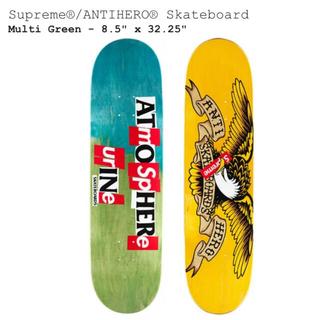 シュプリーム(Supreme)のSupreme ANTIHERO Skateboard(スケートボード)