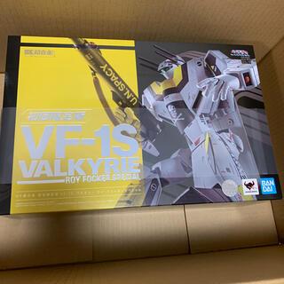 マクロス(macros)のDX超合金 初回限定版VF-1S バルキリー ロイフォッカー(アニメ/ゲーム)