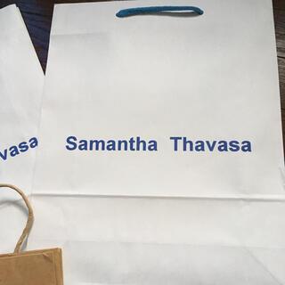 サマンサタバサ(Samantha Thavasa)のサマンサタバサ 紙袋(ショップ袋)