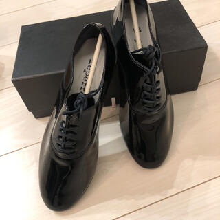 レペット(repetto)のレペット zizi レースアップシューズ(ローファー/革靴)
