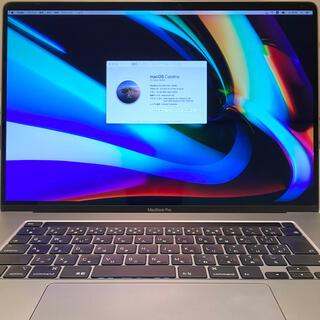 Mac (Apple) - MacBook Pro 16インチ 8コア 1TBスペースグレイ 2019 保証