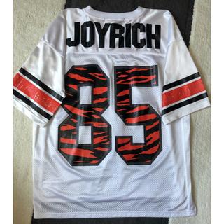 ジョイリッチ(JOYRICH)のジョイリッチ フットボールシャツ(Tシャツ/カットソー(半袖/袖なし))