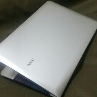 エヌイーシー(NEC)のハイスペック/第3世代 i7/4コア/高速 SSD/超美品/ノートパソコン(ノートPC)