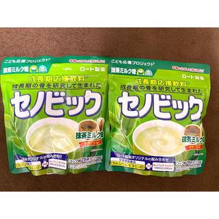 ロートセイヤク(ロート製薬)の新品未開封 セノビック 抹茶ミルク味(その他)