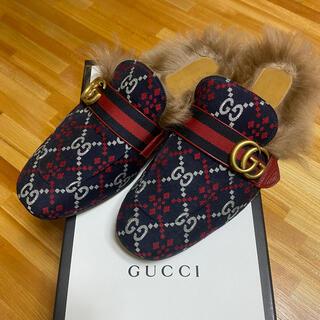 Gucci - GUCCI プリンスタウン 8サイズ ダイヤモンド GG