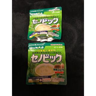 ロートセイヤク(ロート製薬)のセノビック 抹茶ミルク味 224g 2個(その他)