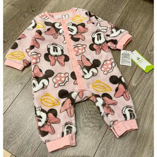 Disney - Disney ミニー ロンパース カバーオール 60 70