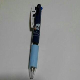 スヌーピー ジェットストリーム3色ボールペン いちご