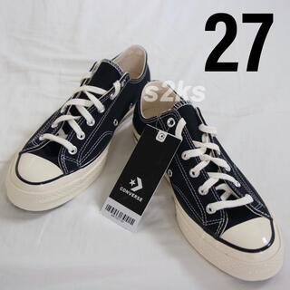 CONVERSE - コンバース converse チャックテイラー ct70 ブラック 27cm