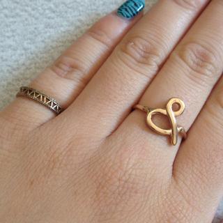 指輪1点♡(リング(指輪))