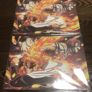 鬼滅の刃  映画  無限列車 来場特典ポストカード 2枚