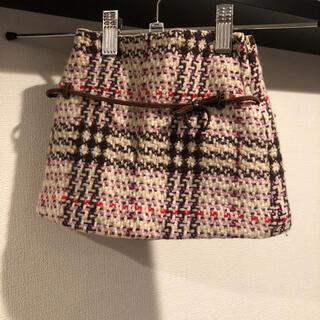 BURBERRY - ♡最終♡バーバリー Burberry スカート ニット チェック