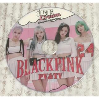 エイチティーシーブラック(HTC BLACK)のIce Cream BLACKPINK PV&TV(アイドル)