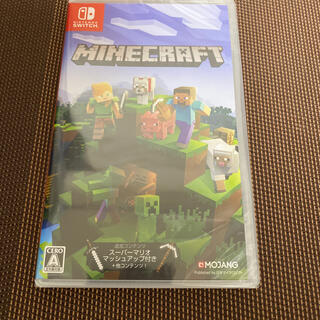Nintendo Switch - Minecraft Switch 未開封新品 マインクラフト