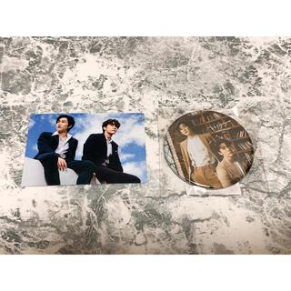 スーパージュニア(SUPER JUNIOR)のSUPER JUNIOR-D&E「wings」トレカ&マグネット(K-POP/アジア)