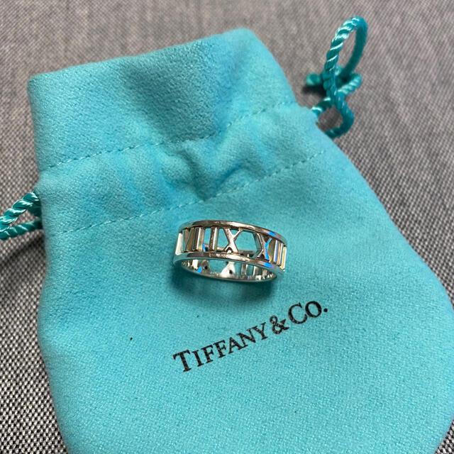 Tiffany & Co.(ティファニー)のティファニー リング アトラス レディースのアクセサリー(リング(指輪))の商品写真