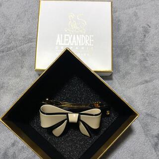 Alexandre de Paris - バレッタ リボン ヘアアクセサリー