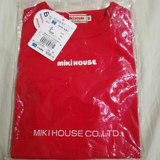 mikihouse - MIKI HOUSE 長袖Tシャツ90